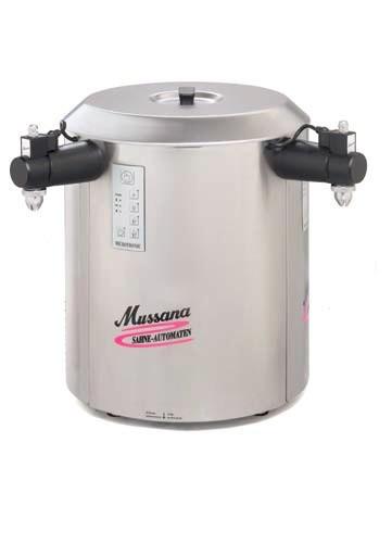 "Mussana 2 x 6 Liter ""DUO"" Variante 1"