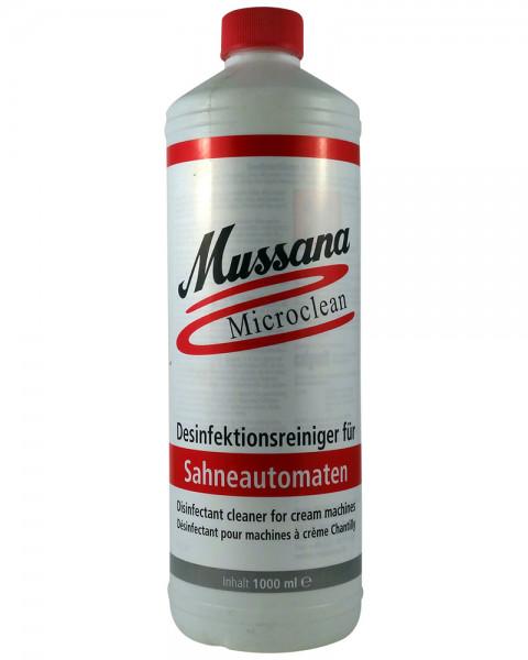 Mussana Microclean - Sahnemaschinen